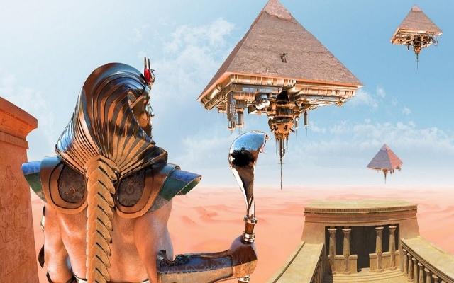 Откровения пирамид. Пирамиды: Внеземные технологии