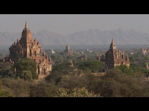 НЛО над Бирмой