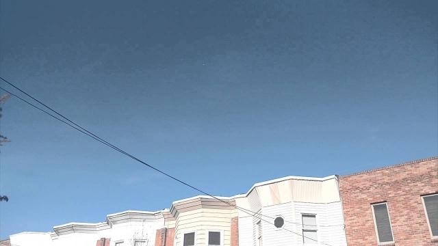 Видео НЛО в небе над Филадельфией