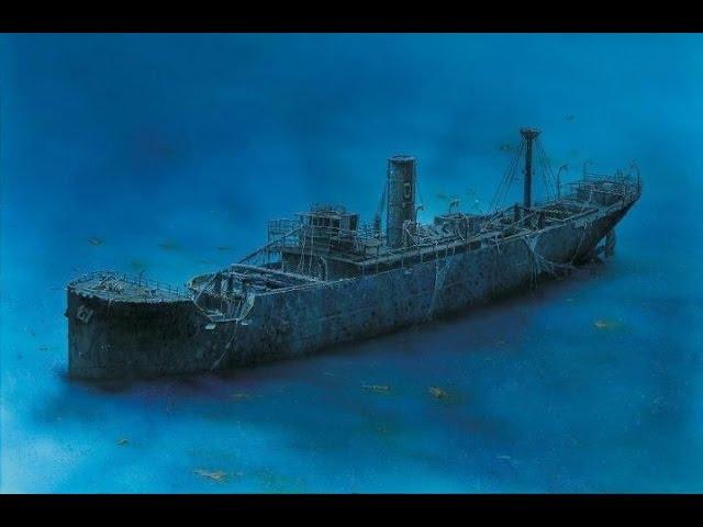 Кладбище затопленных кораблей. Сюрприз под водой. Затерянные в истории