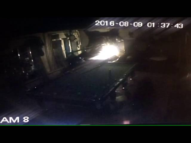 Привидение, напугавшее участницу «Дома-2» в Подмосковье, сняли на видео