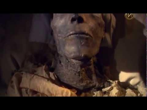 Нефертити.  Загадка мумии царицы