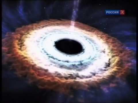 Чёрные дыры. Белые пятна