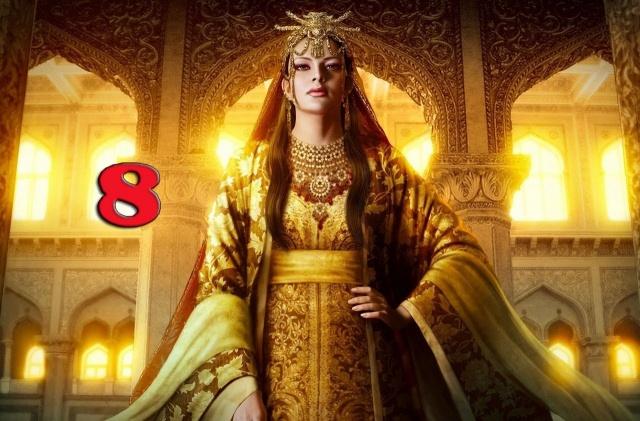 Восточные красавицы. Секреты древних красавиц 8