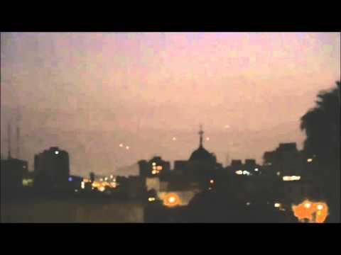 НЛО над Сантьяго