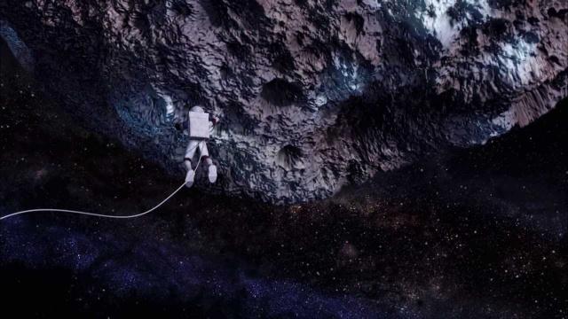 Вселенная - Астероид атаки
