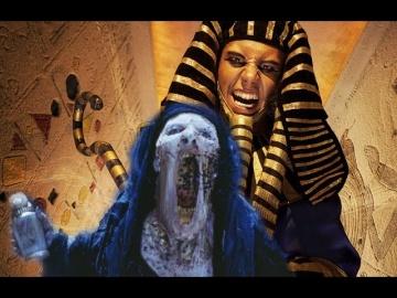 Несчастье постигает каждого, кто потревожил прах египетских фараонов. Проклятие гробницы