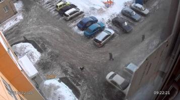 Плазмоиды в Челябинске, сразу после взрыва объекта