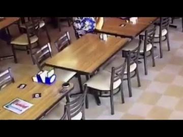 Призрачная активность замечена в баре-ресторане в Калифорнии