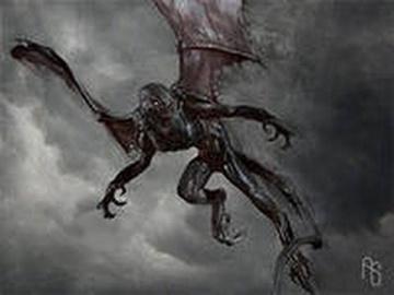 Повелительницы тьмы.Тень черных крыльев