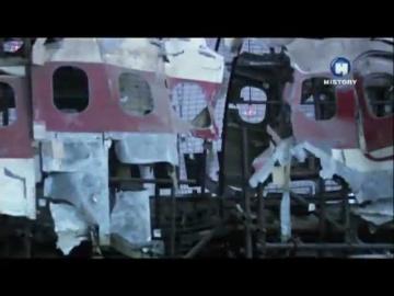 Авиакатастрофа около Устики