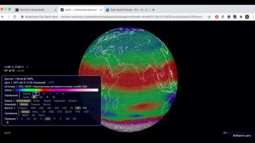 Плоская Земля. Карта Атмосферы. Аргументы и Факты!