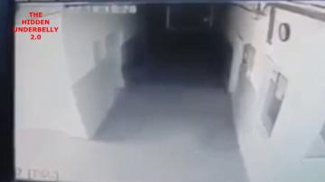 Привидение в сербском полицейском участке