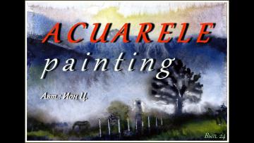 Aсuarele  painting.  Вып.24