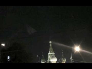 Пирамида над Кремлем 09.2009