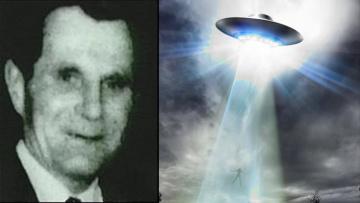 История похищения пришельцами Ян Адамски
