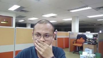 Полтергейст в пустом офисе
