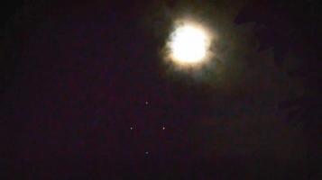 Видео НЛО над США