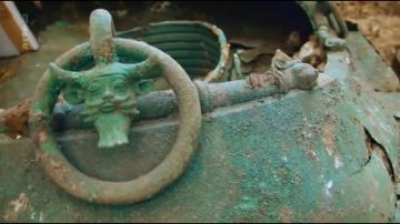 Загадка Кельтской гробницы