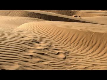 Когда появились пустыни