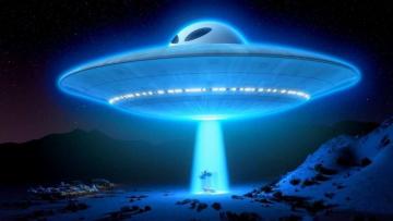 США признало существование НЛО