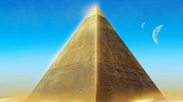 Пирамиды построили пришельцы. Discovery