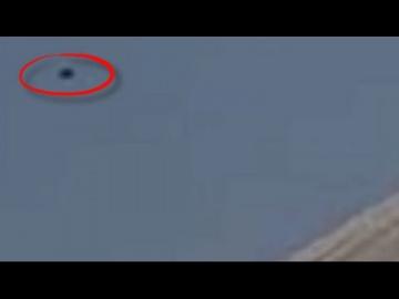 Видео НЛО рядом с вулканом Колима