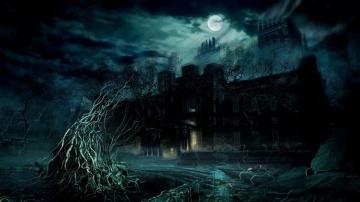 Замки с привидениями Уэльс