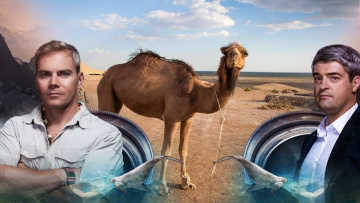Где у верблюда руль?  НИИ РЕН ТВ. (15.09.2021)