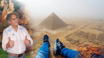 Сэлфи на пирамиде. НИИ РЕН ТВ (12.08.2020)
