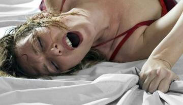 Женский оргазм на дискавери