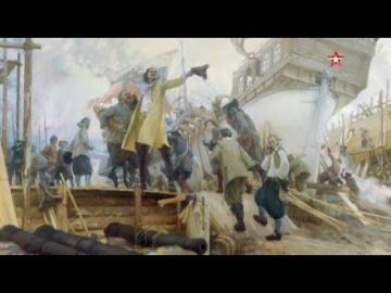 История российского флота. «От ладьи к фрегатам»