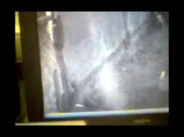 Камеры института «Белоруснефть» засняли привидение?