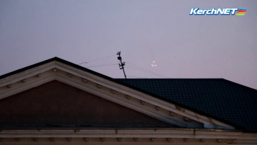 НЛО в Керчи
