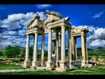 Афродисиас. Загадка города Афродиты. Затерянные миры