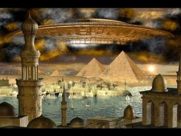 Технологии НЛО в древности! Древние знания фараонов и богов