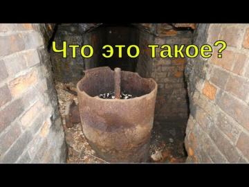 Неудобные артефакты прошлого: древний завод и старинный механизм