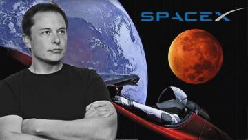 Кто снимает  МКС? Сожительство с высшим разумом. Большоё Шоу - Полёт на Марс