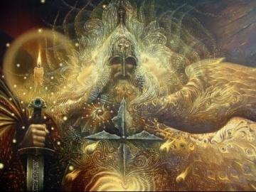 Историческая сенсация. Славянские легенды о сотворении мира. Секретные территории