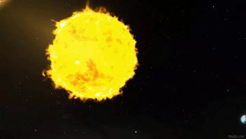 Затмение Солнца! Что там летить, НЛО!?