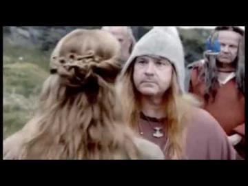 Женщины-викинги / 1 серия: Гнев Сигрун и бегство в Исландию