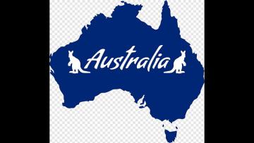 Австралия и Антарктида будем разбираться