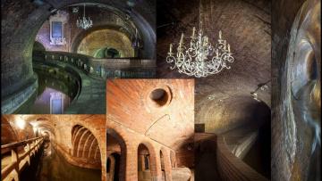 Древнейшее метро Мира