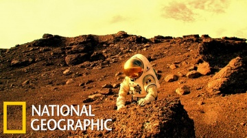 Жизнь на Марсе. Реальность или фантастика? National Geographic
