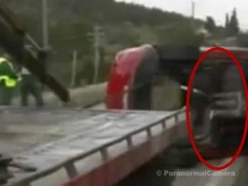 Призрак погибшего в автокатастрофе