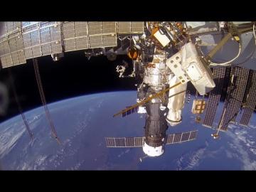 Год на орбите. Взгляд из космоса