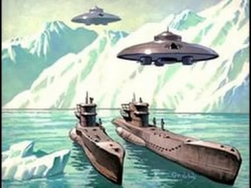 Секретные базы нацистов во льдах Антарктиды. Оккультные тайны третьего рейха