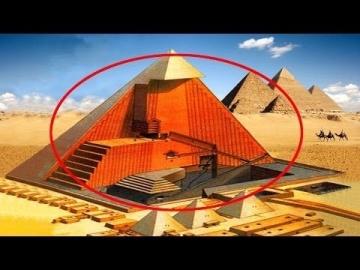 Скоро придётся переписать историю человечества! Тайна Египетский пирамид раскрыта