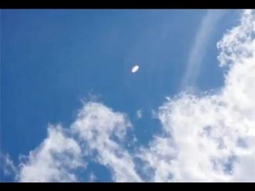 Три НЛО над Мельбурном видео