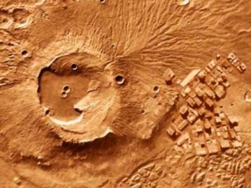 Жизнь на Марсе есть. Сенсационные открытия астрономов. Документальный проект